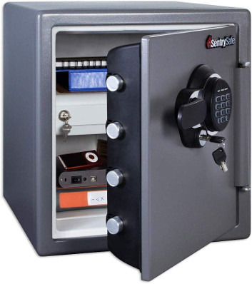Sentry Safe Fireproof and Waterproof safe